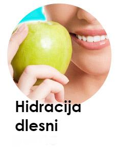 Hidracija dlesni