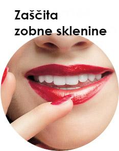 Zaščita zobne sklenine